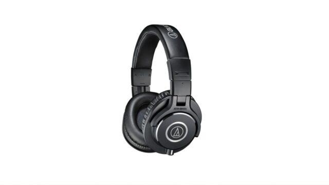 Audio-Technica ATH-M40x [Review]
