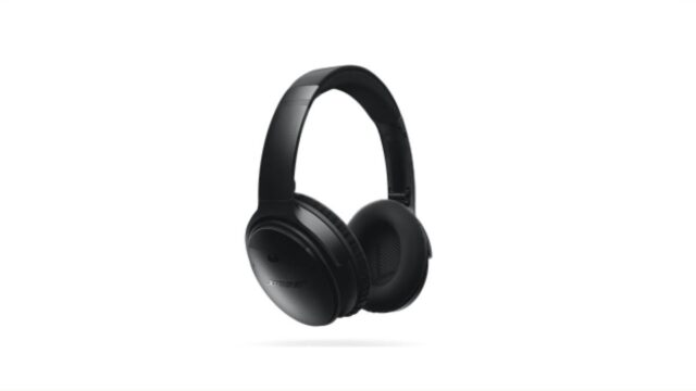 Bose QuietComfort 35/QC35 Wireless Headphone