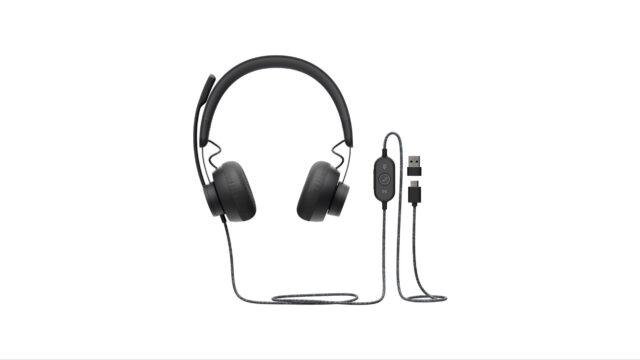 Logitech Zone Wired Headphones [Review]