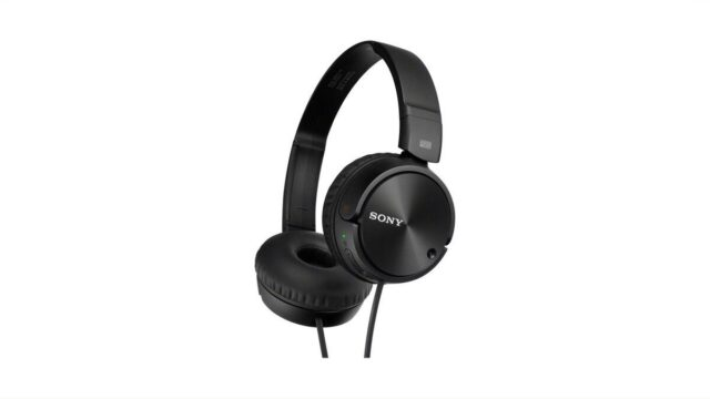 Sony MDR-ZX110NC review