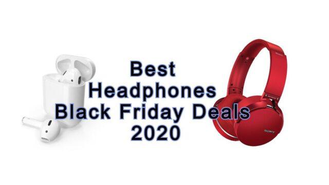 Best Black Friday Headphones Deals