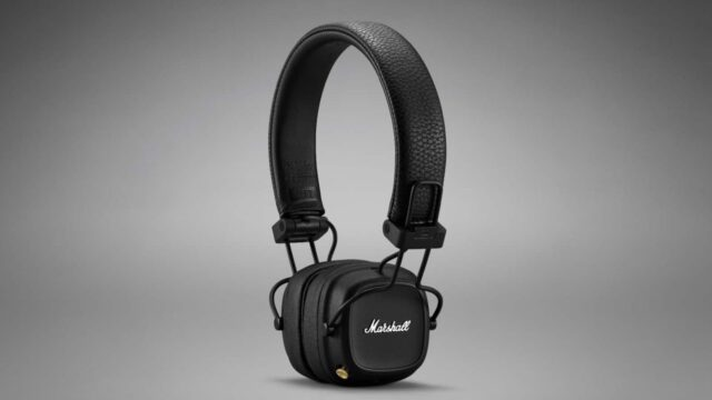 Marshall Release New Headphone, Marshall Major 4 and introduces wireless charging