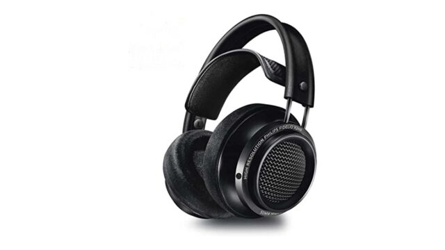 Philips X2HR headphone review