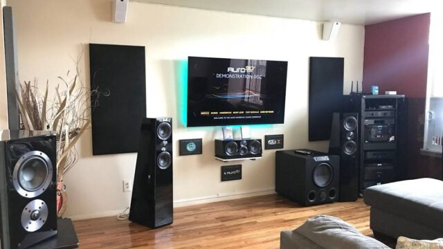 Best Home Theatre Sound Systems