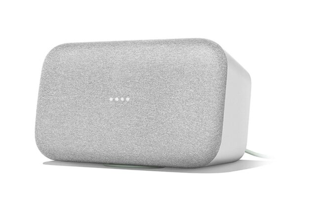 Google is ending production of the Google Home Max