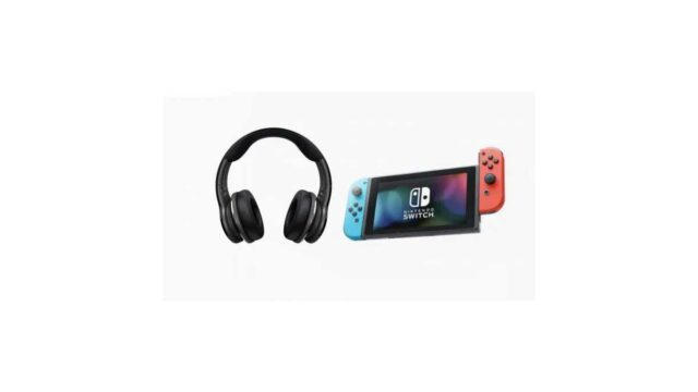 How to connect any Bluetooth Headphone with Your Nintendo Switch