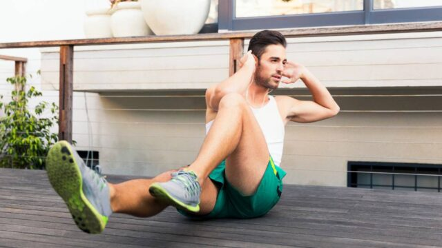 Best Headphones For Abs Workout