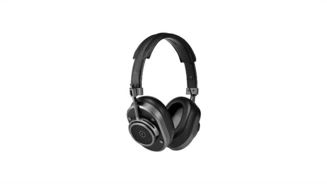 Master and Dynamics MW40 wireless headphones review