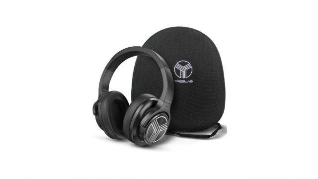 TREBLAB Z2 Wireless Headphones